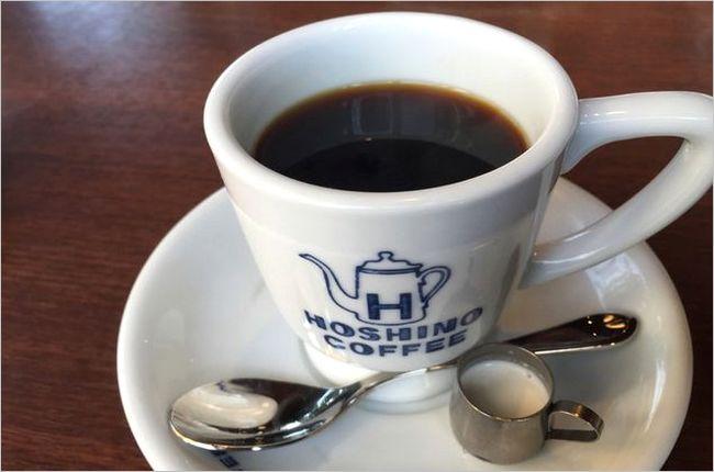 星乃珈琲のコーヒー