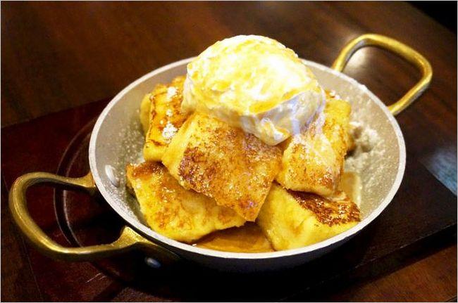 星乃珈琲のフレンチトースト