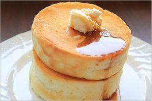 パンケーキのシロップ
