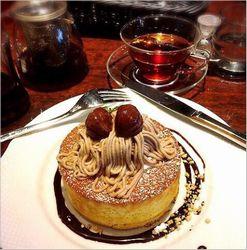 パンケーキのカロリー
